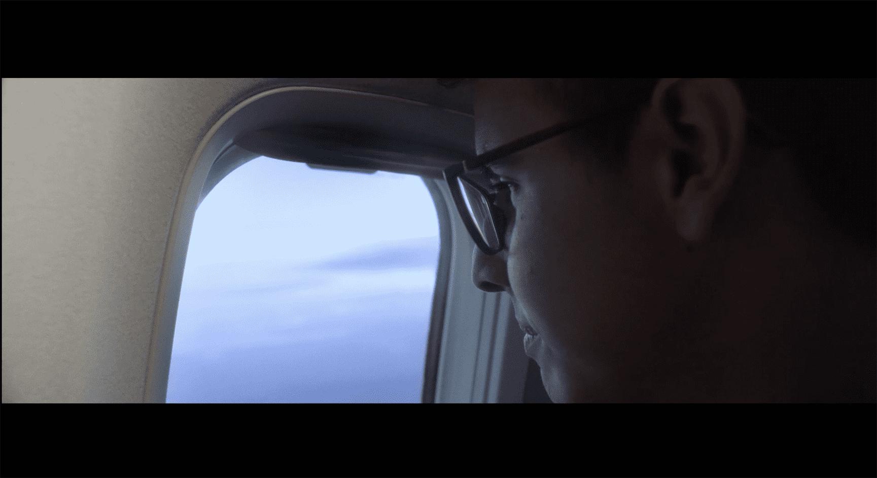 Gol realiza sonho de jovem em se tornar piloto de avião