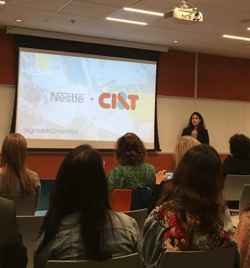 CI&T leva divulgação de plataforma global de inovação aberta da Nestlé para dentro do Cubo Itaú