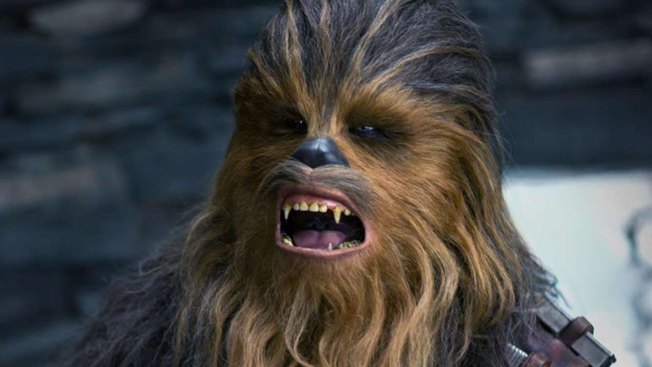 Star Wars: Chewbacca é o personagem mais buscado na internet
