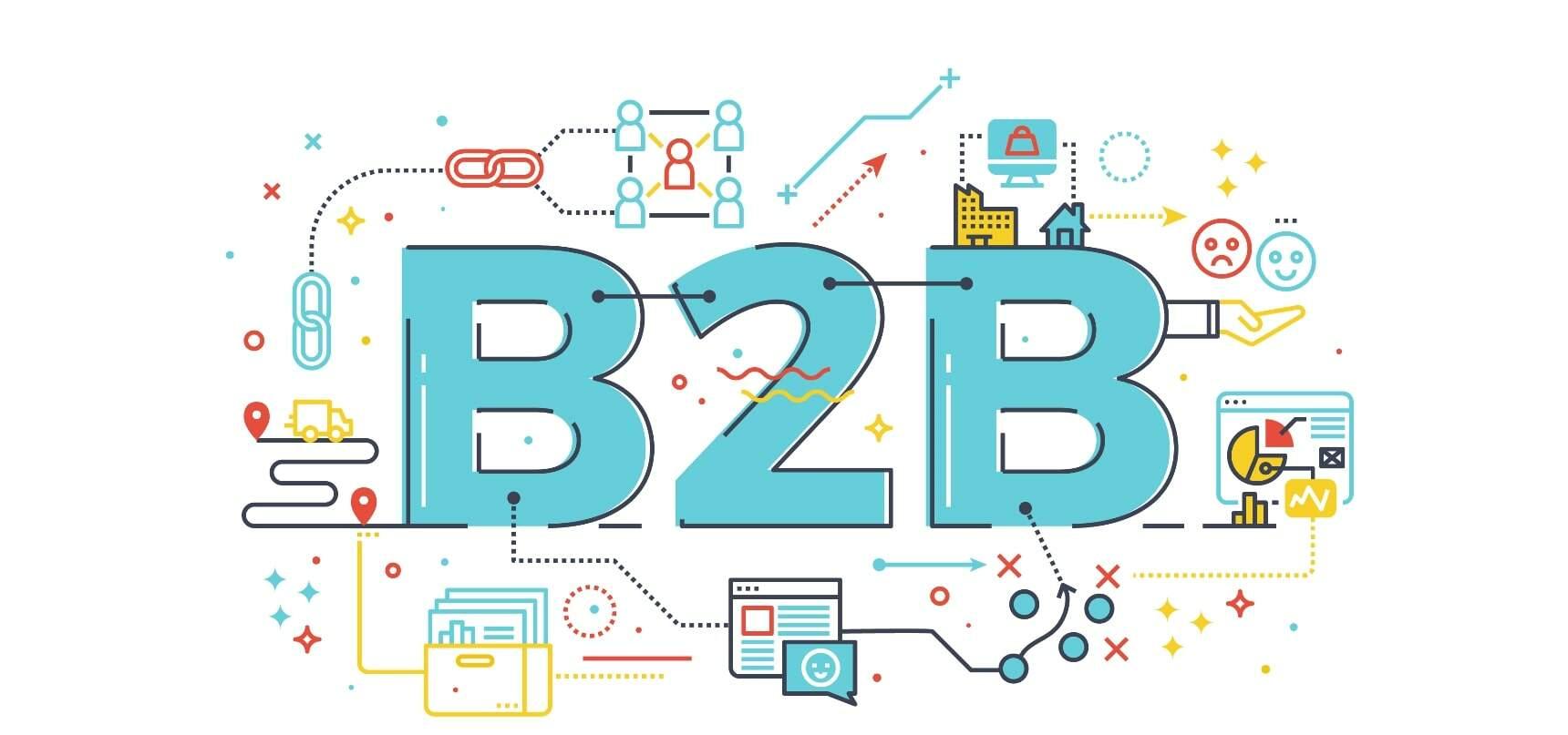 Vendas B2B – um processo de informação e pessoas